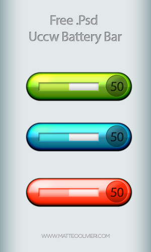 free psd uccw battery bar